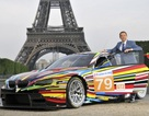 Thêm một BMW M3 GT2 rực rỡ sắc màu