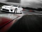 Toyota đính chính tin Lexus LF-A hết hàng