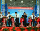 Chuẩn bị khai mạc Việt Nam AutoExpo 2010