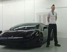 Bán gần hết gia sản để mua xe Lamborghini