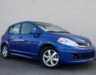 Cập nhật giá xe Nissan Versa phiên bản 2011