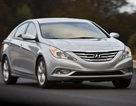 Hyundai Sonata đạt mốc doanh số 5 triệu xe
