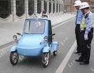 Ô tô chạy điện tự chế tại Trung Quốc