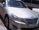 Hyundai Genesis bản 2011 dùng cần số giống BMW