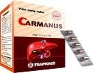 Carmanus - giải pháp cho gan nhiễm mỡ