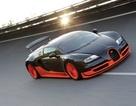 Veyron 16.4 Super Sport lập kỷ lục tốc độ