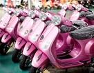 Piaggio Việt Nam ra mắt Vespa LX… màu hồng