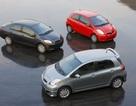 Toyota công bố giá xe phiên bản 2011