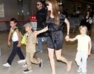 Mẹ con Jolie đã tới Nhật Bản