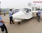 """Trung Quốc """"trình làng"""" máy bay lưỡng cư đầu tiên"""