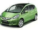 Honda Fit/Jazz Hybrid lộ diện