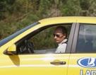 Thủ tướng Putin lái xe Lada đi xuyên Nga