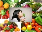 Bí mật bên trong rau quả