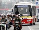 Sẽ cấm xe buýt tại 2 quận trung tâm trong ngày 10/10