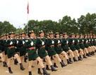 Hợp luyện các khối diễu binh chuẩn bị cho Đại lễ