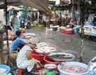 Chợ ế ẩm khách vì... mùa mưa