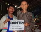 Trao thêm 8.850.000 đồng đến bà Phạm Thị Trúc