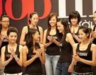 Vietnam Next Top Model: Những bài học đầu tiên