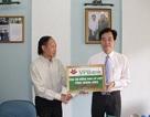VP Bank cùng báo Dân Trí cứu trợ dân vùng lũ