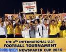 Đánh bại Thái Lan, U19 Việt Nam giành chức vô địch