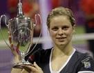 Vượt qua Wozniacki, Clijsters vô địch tại Doha