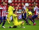 Villarreal đánh mất vị trí thứ 2 vào tay Barca