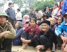 Những chuyến hàng cứu trợ về với bà con vùng lũ Đức Thọ