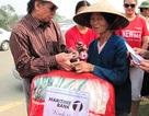 Báo Dân trí cùng Maritime Bank cứu trợ tại Nghệ An