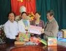 Quà nhân ái đến với ba trường Mầm non ở Hương Khê