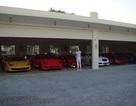 Bộ sưu tập siêu xe của gia đình hoàng tộc Bahrain