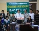 Hà Tĩnh: Quà cứu trợ đến với Trung tâm người tàn tật và trường Mầm non Hương Trà