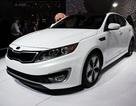 Kia Optima Hybrid gây ấn tượng