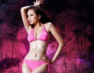 Hoa hậu Diễm Hương quyến rũ với Bikini