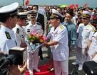 Tàu hải quân Trung Quốc thăm hữu nghị TP Đà Nẵng