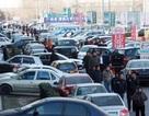 Thị trường ô tô Bắc Kinh chuẩn bị lao dốc?