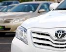 Toyota liên tiếp lập kỷ lục triệu hồi xe