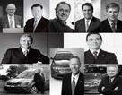 10 nhân vật quyền lực nhất ngành ô tô thế giới