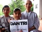 """""""Nhờ Dân trí, lớp học tình thương chùa Kim Sơn có nhiều niềm vui hơn"""""""