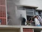 Cháy căn hộ thuộc chung cư cao cấp Phú Mỹ Hưng