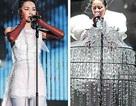 Vương Phi thay 10 bộ trang phục trong đêm diễn