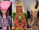 Những kiểu tóc ấn tượng của Nicki Minaj