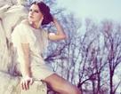 Elena Kantariya đẹp dịu dàng trong bộ ảnh đen trắng