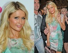 Paris Hilton lại tiệc tùng