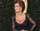 """Sophia Loren: 76 tuổi vẫn diện váy """"khoe ngực"""""""
