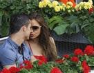 Irina Shayk - Cristiano Ronaldo tình tứ khi đi xem tennis