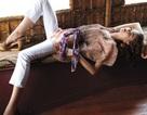 Vẻ đẹp lãng mạn và kiêu sa của Daniela Mirzac