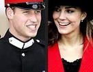 Dự lễ tốt nghiệp của Hoàng tử William