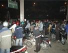Náo loạn cây xăng vì tin đồn tăng giá