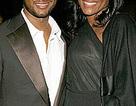 Ca sỹ Usher sắp làm cha