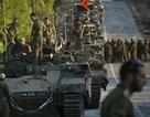 Israel dàn quân dọc biên giới Libăng